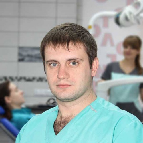 Стоматолог, ортопед, хирург ЦКС Харьков