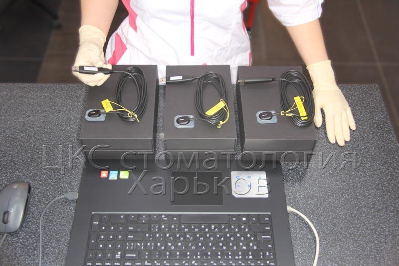 Цифровые рентгенологические датчики для работы в ЦКС