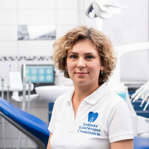 Стоматолог-терапевт ЦКС Харьков