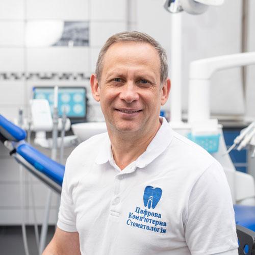стоматолог-имплантолог ЦКС Харьков