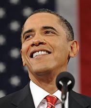 Улыбка Барак Обамы фото