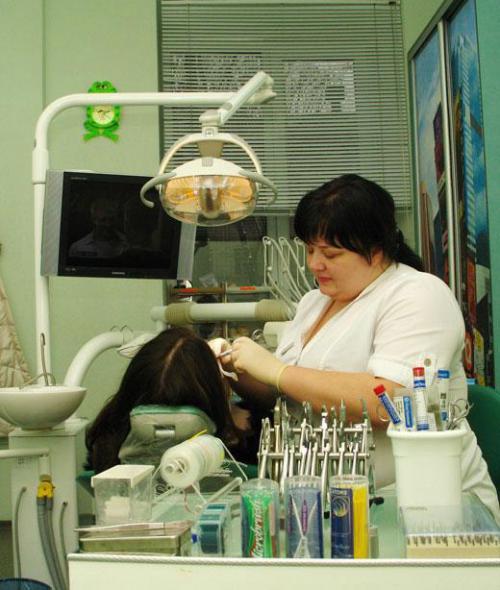 фото ортодонтического кабинета в стоматологии цкс