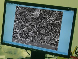 Электронное микроскопирование на ПК фото