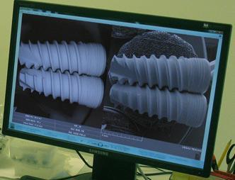 Электронное микроскопирование на компьютере фото