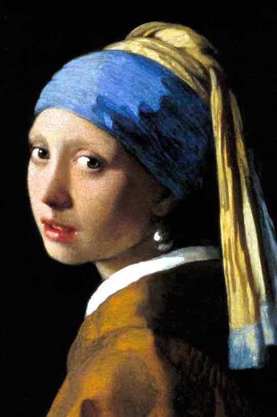Пропорциональные лица великих живописцев