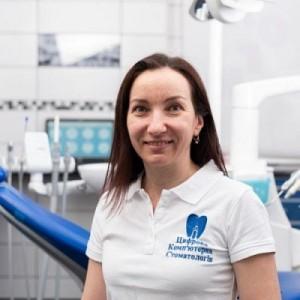 Бычихина Елена Анатольевна стоматолог-терапевт, пародонтолог ЦКС Харьков