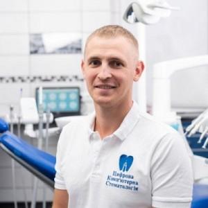 Орел Дмитрий Игоревич стоматолог, ортопед, хирург ЦКС Харьков