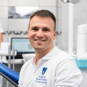 Петросьян Станислав Валерьевич стоматолог, ортопед, хирург ЦКС Харьков